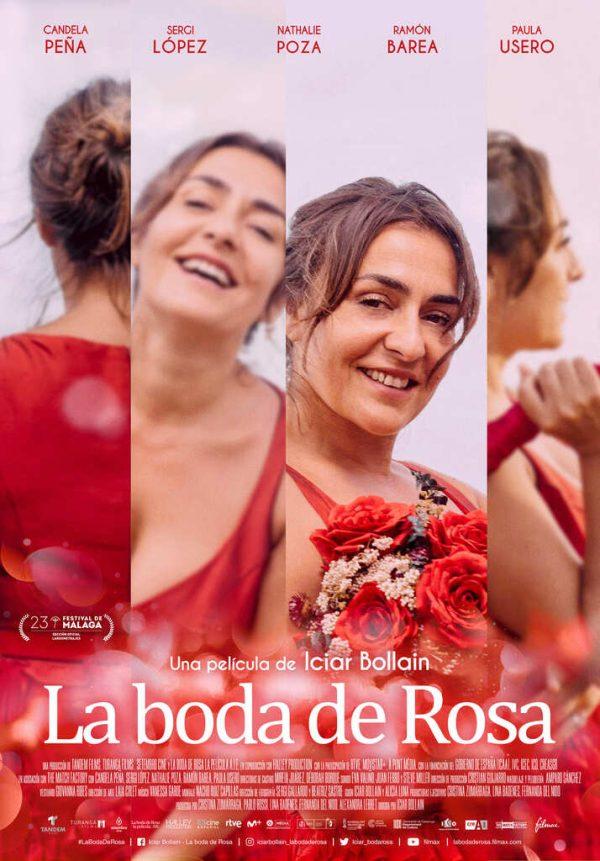 AFFICHE La boda de Rosa