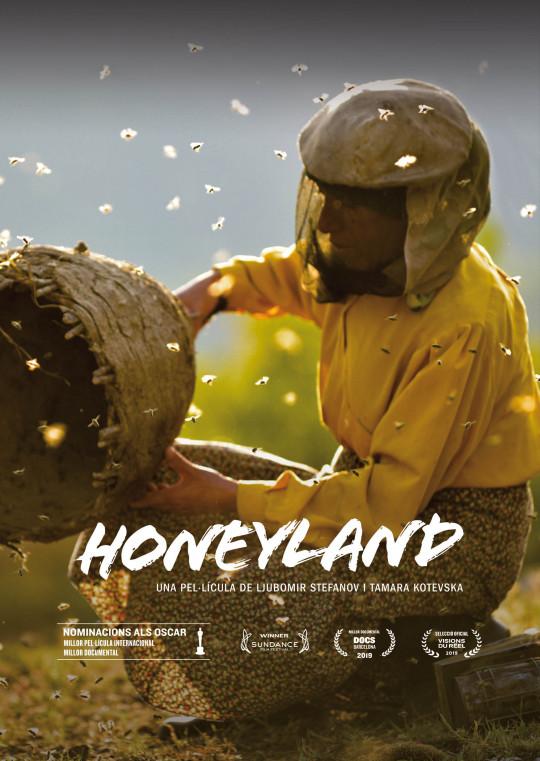 Poster Honeyland 30-9-2020